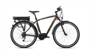 BE 18 E-BIKE TRK MAN 28
